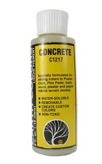 Woodland Scenics C1217 Terrain Paint - Concrete - 4  fl oz