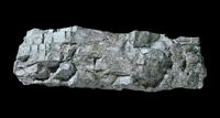 """Woodland Scenics C1244 Rock Mould - Facet Rock (10.5 x5"""")"""