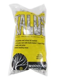 Woodland Scenics C1284 Talus Rock Debris -  Coarse - Natural