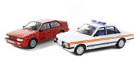Corgi Collectables CC02799 Ashes to Ashes Set - Ford Granada Police and Audi quattro - NEW TOOLING