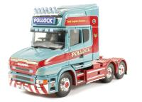 Corgi Collectables CC12835 Scania T, Pollock (Scotrans) LTD, Bathgate, Scotland