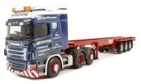 "Corgi Collectables CC13741 Scania R (Rear Tag) Log Trailer ""McFadyens Transport Ltd, Campbeltown"" NEW TOOLING"