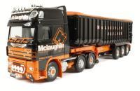 "Corgi Collectables CC14119 DAF XF Bulk Tipper ""Mclaughlin Haulage, East Kilbride"""