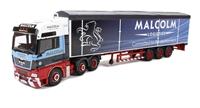 "Corgi Collectables CC15209 MAN TGX Walking Floor ""WH Malcolm - Renfrewshire, Scotland"""