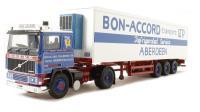 "Corgi Collectables CC15509 Volvo F12 Fridge Trailer ""Bon-Accord, Aberdeen"""