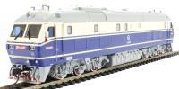Bachmann China CD00110 DF11 Artery Quasi High Speed Passenger Diesel Locomotive #0437 Shanghai