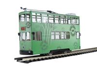 "Bachmann China CE00601 Hong Kong Tram Car anniversary ""Since 1904"". Limited Edition"