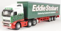 "Cararama CR028 Eddie Stobart curtainsider ""Phoebe Grace"" as driven by Mark Dixon"