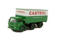 """Base Toys D-68 D-Series Artic van """"Castrol"""" (Hanson)"""