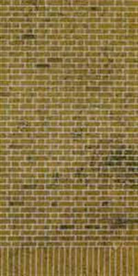 Superquick D2 Building papers - Yellow brick