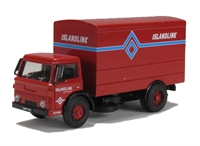 Base Toys DA08 D Series Box Van - 'BRS - Islandlink'