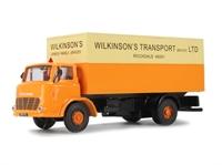 "Base Toys DA21 Leyland Boxer van ""Wilkinsons"""