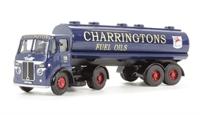 Base Toys DA52 Leyland Beaver Artic tanker 'Charringtons Fuel Oils' (circa 1953-1963)