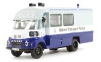 "Base Toys DA60 Leyland FG Major Incident Unit ""British Transport Police"" (circa 1980-1990)"