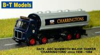 Base Toys DA79 AEC Mammoth Major Tanker 'Charringtons' (circa 1958-1968)
