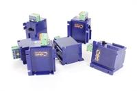 DCC Concepts DCP-CB6D Cobalt slow-action digital DCC point motor x 6