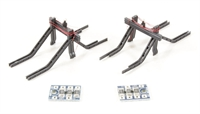 DCC Concepts DML-MBS Buffer stop with lamps x 2