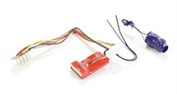 DCC Concepts DCC-M2SAP 8-pin 2-function M Series decoder with Stay Alive