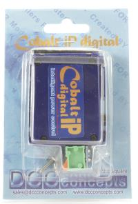 DCC Concepts DCP-CB1DIP Cobalt ip slow-action digital point motor * 1