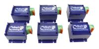 DCC Concepts DCP-CB6IP COBALT ip Slow Action Analogue Point Motor (6 Pack)