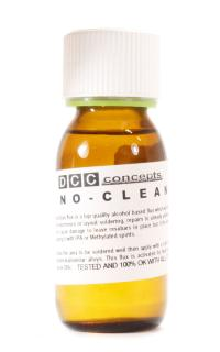 DCC Concepts DCS-SFNC Sapphire No Clean Flux Liquid (59ml)