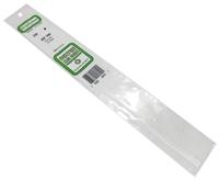 """Evergreen Plastics EG210A 0.030"""" Rodding 10 per pack."""