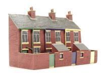 "Pocketbond ""Classix"" EM6010 3 House Terrace - Backs"