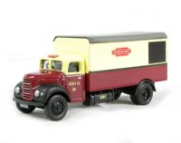 "Pocketbond ""Classix"" EM76113 Ford Thames ET6 van in ""British Railways"" livery"