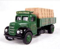 "Pocketbond ""Classix"" EM76305 Ford Thames ET6 dropside with crated load in ""Geo Walker & Sons - Fruit & Veg"" livery"