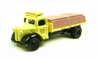 "Pocketbond ""Classix"" EM76307 Austin K2 Buckleys Bricks flatbed with bricks & roof rack"