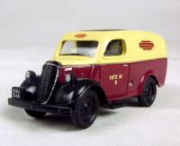 "Pocketbond ""Classix"" EM76608 Ford E83W 10 cwt van in ""British Railways"" maroon & cream livery"