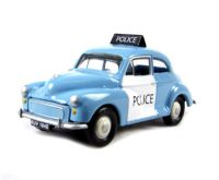 "Pocketbond ""Classix"" EM76819 Morris Minor 2-door Police Panda car"