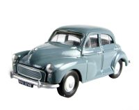 "Pocketbond ""Classix"" EM76820 Morris Minor 4-door in grey"