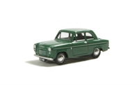 "Pocketbond ""Classix"" EM76867 Ford Anglia 100E 2-door saloon in mid green"