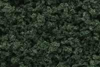 Woodland Scenics FC137 Under Brush Clump Foliage - Dark Green