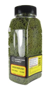 Woodland Scenics FC1635 Underbrush - Light Green