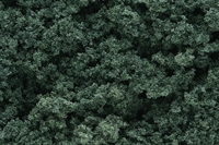 Woodland Scenics FC59 Foliage Clusters - Dark Green