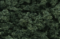 Woodland Scenics FC684 Clump Foliage - Dark Green