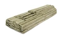 Harburn Hamlet FL101 Long Wooden Planks