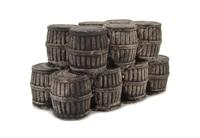 Harburn Hamlet FL140 Group of Scotch Whisky Barrels