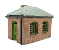 Harburn Hamlet FL186 General Purpose Railway Office