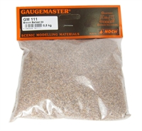 Gaugemaster Controls GM111 Brown ballast - 0.5Kg