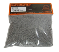 Gaugemaster Controls GM114 Granite Ballast - OO & HO gauge - large bag 500g