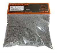 Gaugemaster Controls GM115 Granite Ballast - N gauge - large bag
