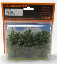 Gaugemaster Controls GM183 Trees - 3 x Apple