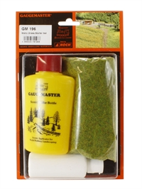 Gaugemaster Controls GM196 Static grass starter set