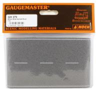 Gaugemaster Controls GM370 Tarmac road 80mm wide (1m)