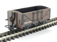 Peco Products GR-201U Open Wagon, brown unlettered