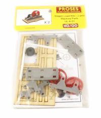 Proses HL-K-01 Machine parts (gears) kit x 2