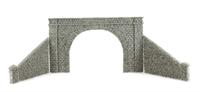 Javis Scenics JDTPOOS Tunnel Portal - Double Track - Stone